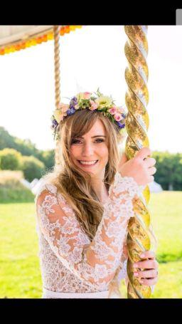 bride fair kelli waldock