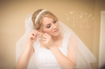 Amazing Lashes on Bride