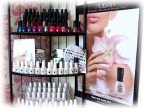 nails at Pinkies salon