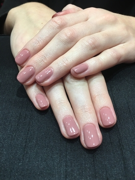 Maggie Q Hollywood Nails
