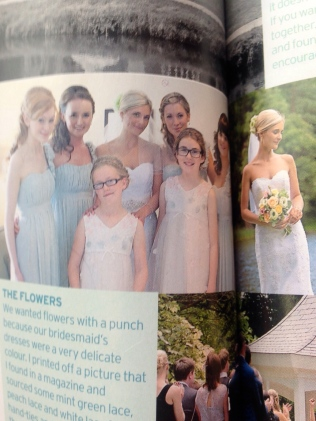 Real Wedding feature