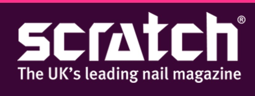 Scratch Magazine for nails