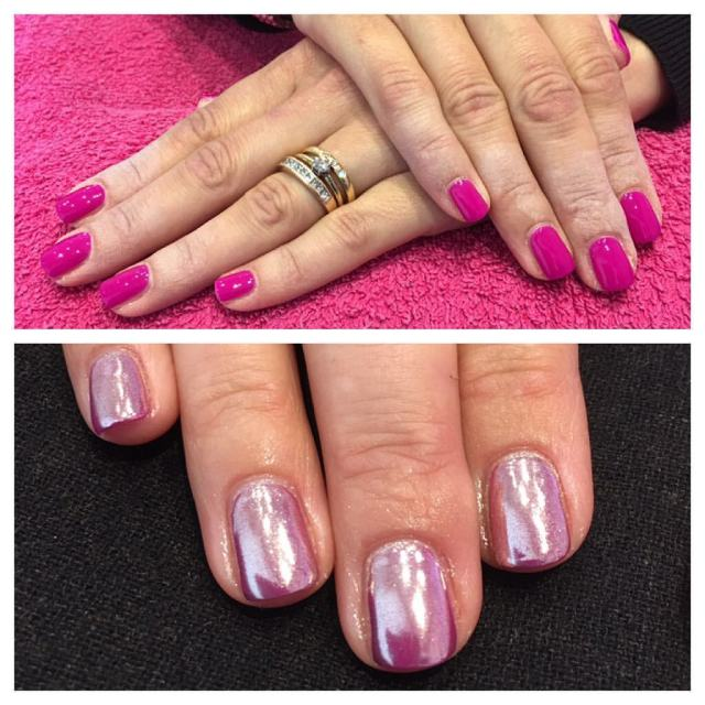 beforeandafterchrome-nails