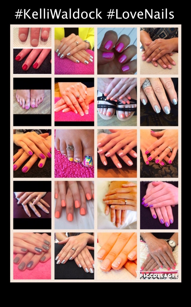 nails by Kelli Waldock 2017