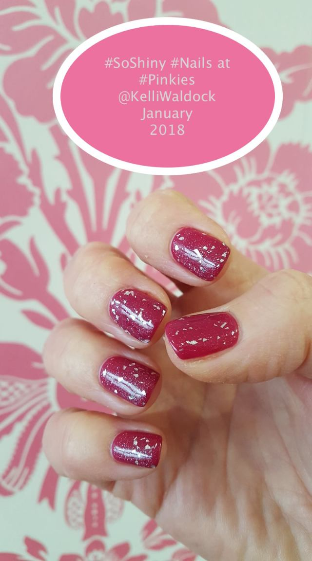 Gelish Nails at Pinkies