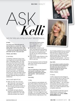 Ask Kelli
